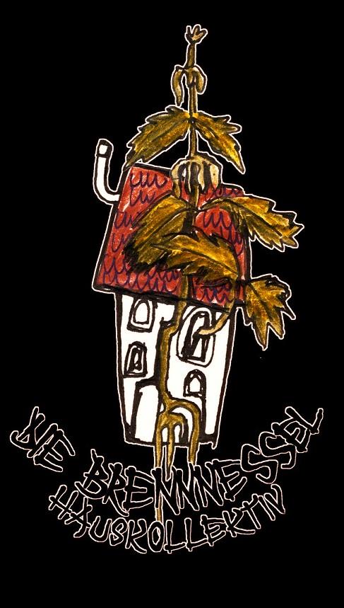 Brennnessel_Logo_umrandetesHaus+Schrift_kleiner_farbe